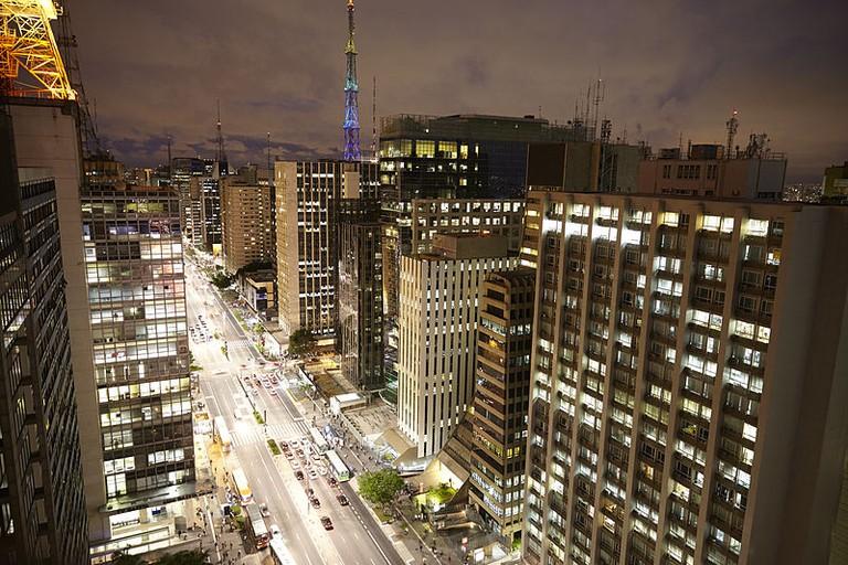 Avenida Paulista, Sao Paulo | © PortoBay Hotels & Resorts/Flickr