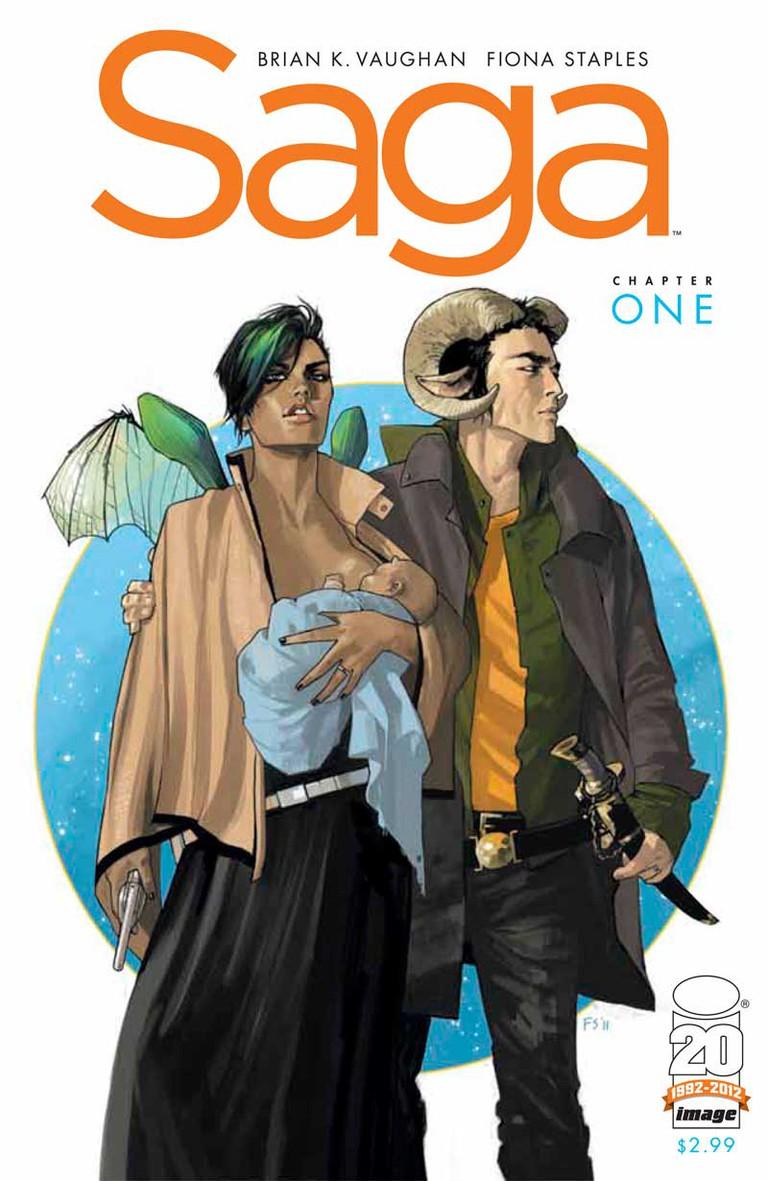 Saga | © Image Comics