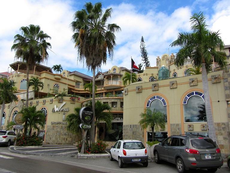 Le West Indies Mall | ©Richie Diesterheft/WikiCommons