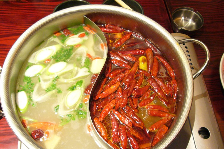 Spicy Hotpot | © Strolling/Flickr