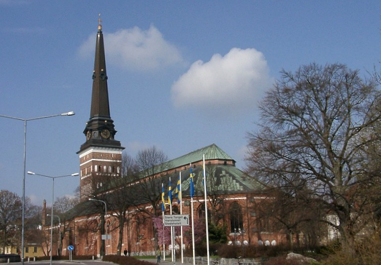 Västerås Cathedral © Fred J/WikiCommons