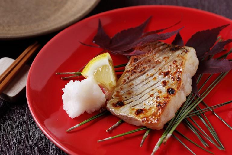Fresh Fish l Courtesy of Yun Sushi