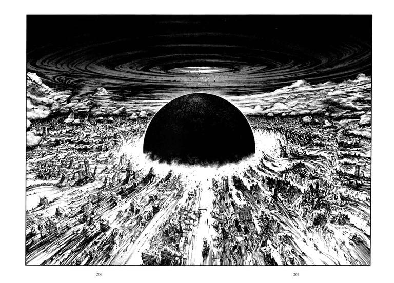 Akira | © Dark Horse Comics