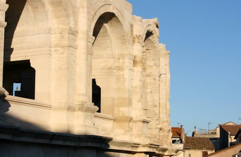 Roman Ampitheater, Arles | ©Andrea Castelli/Flickr