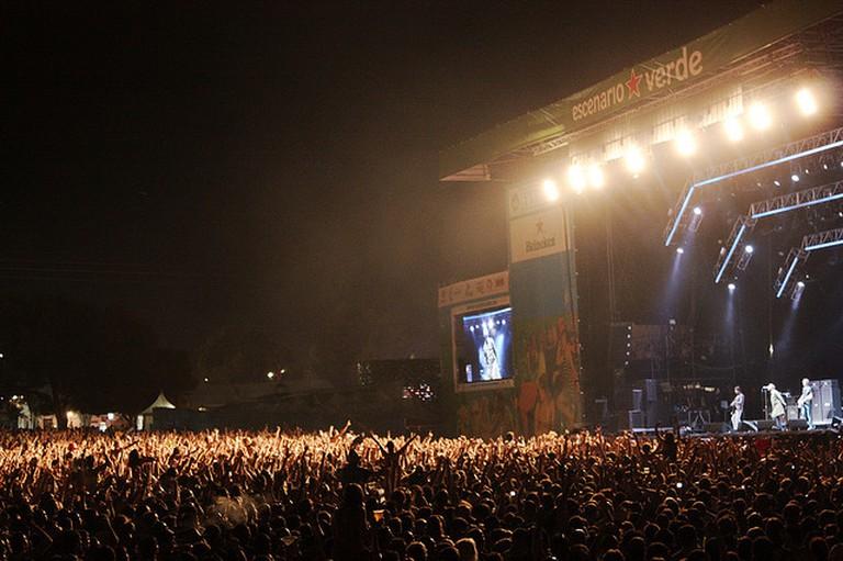 Oasis at Festival Internacional de Benicassim, 2009 | © Rafale Tovar/Flickr