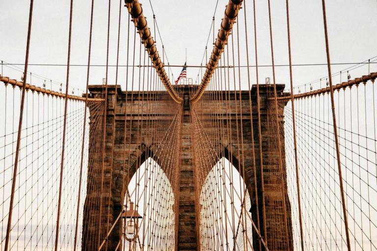 Brooklyn Bridge architecture american