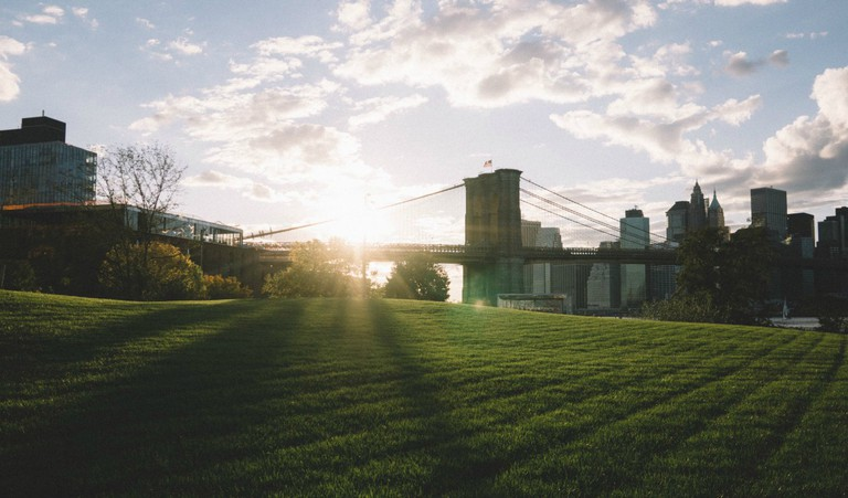 Dumbo, New York, United States|©Kevin Rajaram/StockSnap