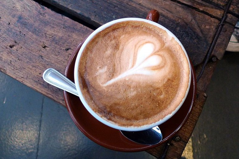 Wake up and smell the coffee at Ginger and White | © Ewan Munro/Creative Commons