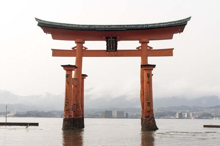 Great Torii of Miyajima © Pixabay