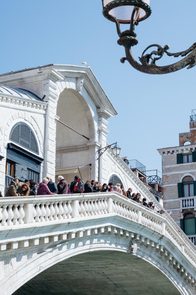 San Polo Central Area-Venice-Italy