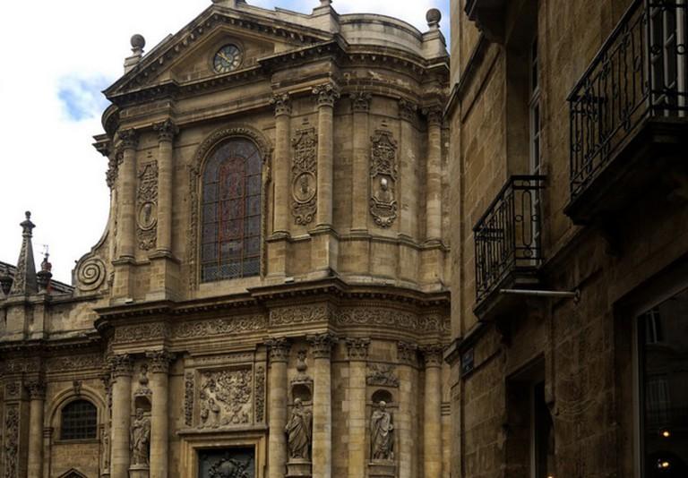 L'église Notre-Dame de Bordeaux
