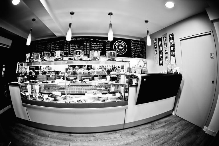 Café Den | Courtesy of Café Den Coffee shop