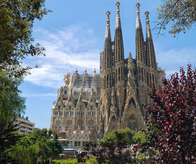 Sagrada Familia | © Patrice Audet