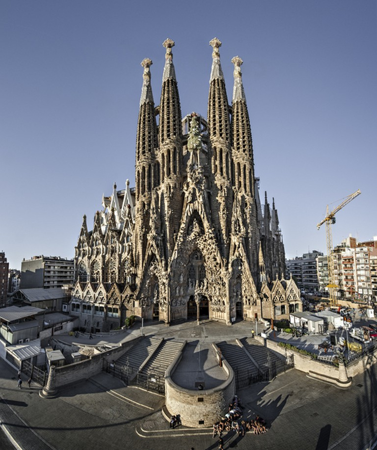 Sagrada Familia | © Tony2016/Deviantart