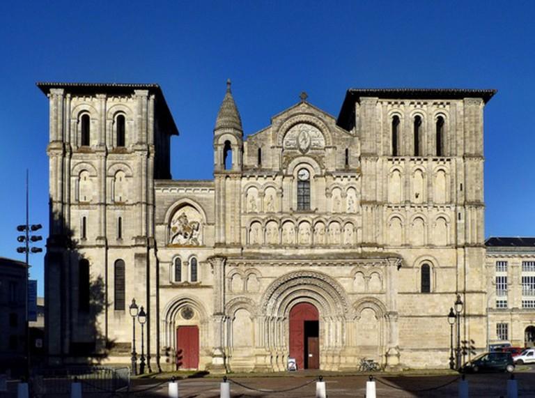 Bordeaux – Sainte-Croix