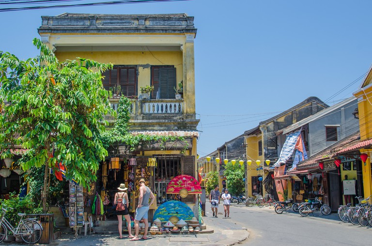 UNESCO world heritage. Hoi An is one of the most popular destinations in Vietnam