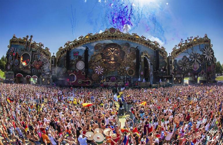 Tomorrowland Festival 2015 | © Cesararagon1/WikiCommons