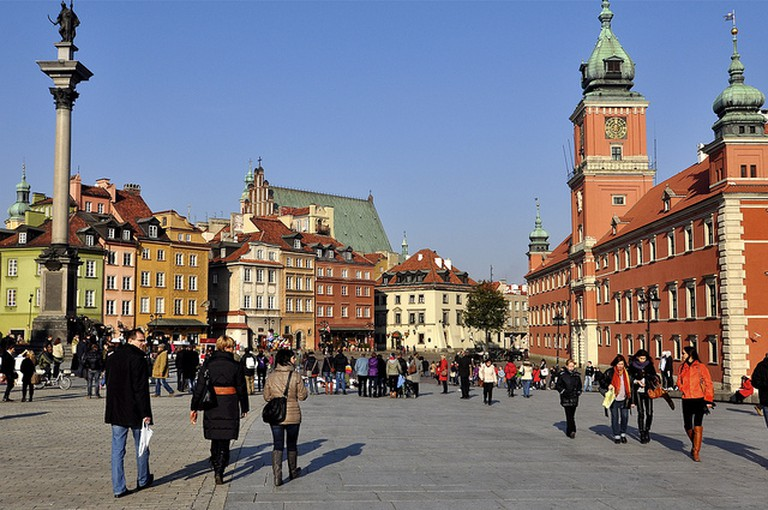 Warsaw | © Dan/Flickr