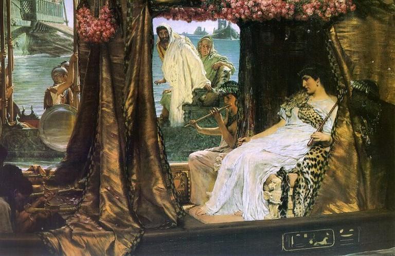 Antony and Cleopatra |© Lawrence Alma-Tadema