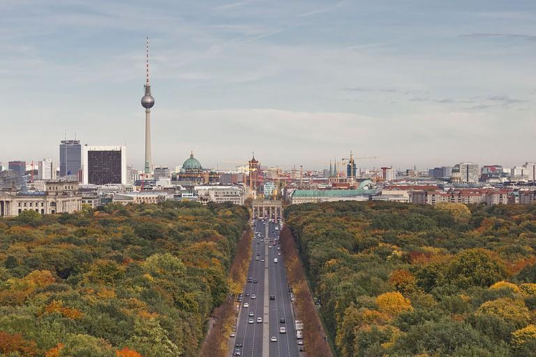 Tiergarten |© A.Savin/WikiCommons