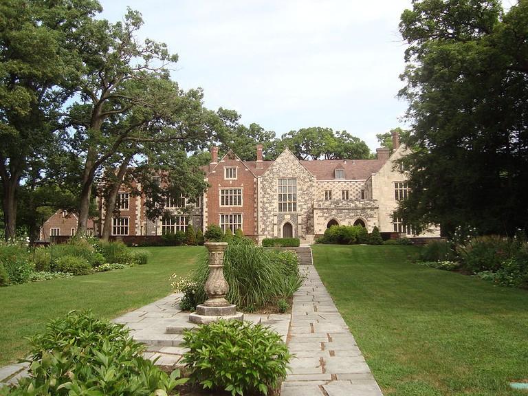 Salisbury House © Jmaxschwerd/WikiCommons