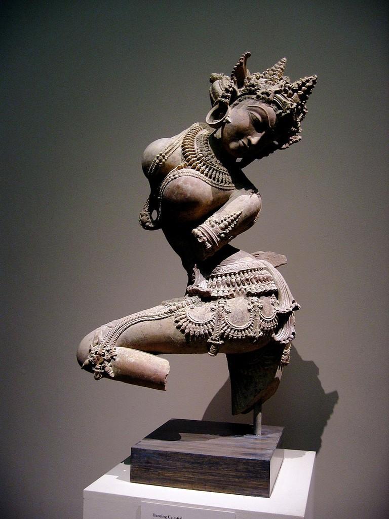 Dancing Celestial Deity (Devata)