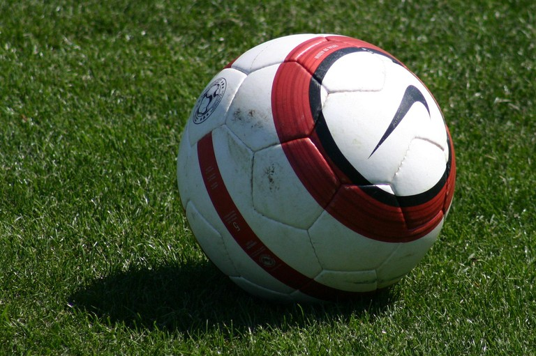 Soccer ball | © Jarrett Campbell/Flickr