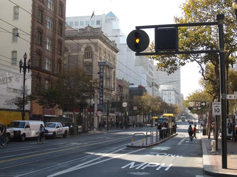 Market Street, Tenderloin, San Francisco | © Ken Lund/Flickr