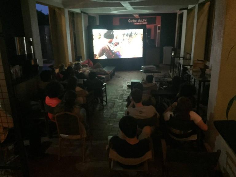 Kwetu Film Institute screening| Courtesy of Kwetu Film Institute