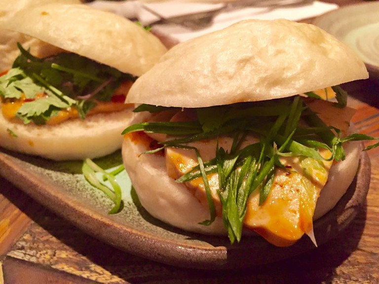 Spicy Tofu Banh at Vong| © Cleaneatz Spicy Tofu Banh at Vong| © Cleaneatz
