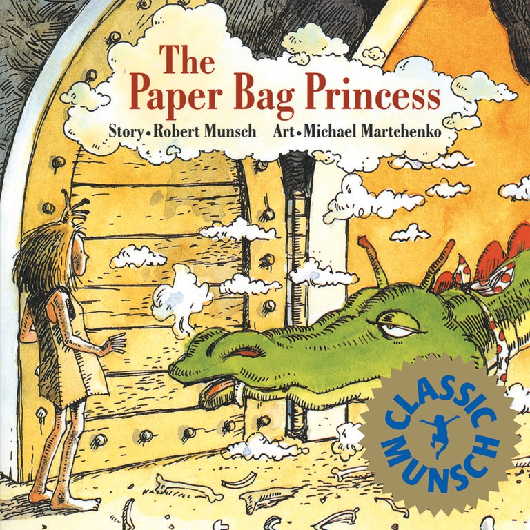 The Paper Bag Princess © Annick Press