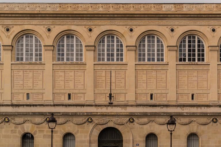 Bibliothèque Sainte Geneviève | ©André P. Meyer-Vitali/Flickr