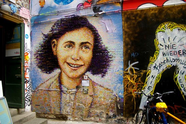 Anne Frank's Museum © Rae Allen/Flickr
