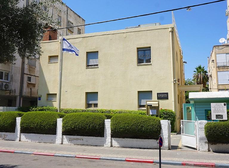 Ben-Gurion House I ©TedEytan/Flickr