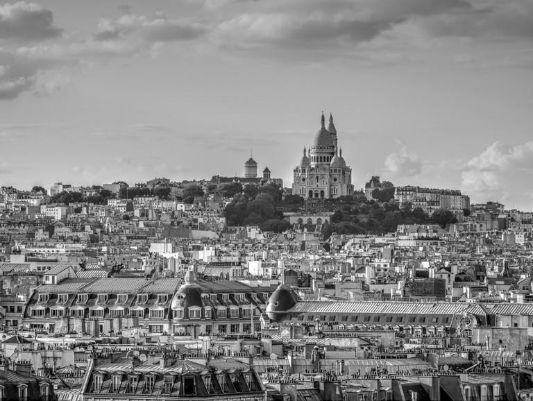 View of Montmartre   © Edgardo W. Olivera/Flickr