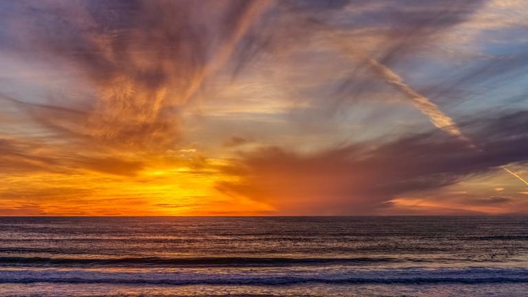 Manhattan Beach at Sunset © Jeff Turner/flickr