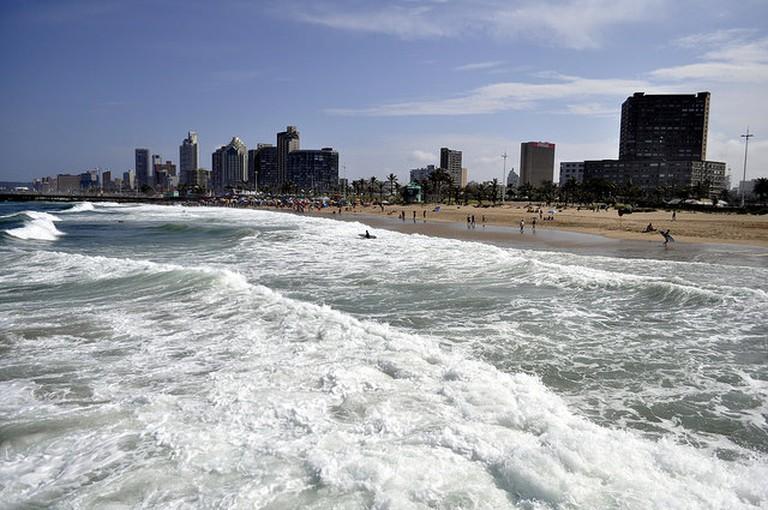 Durban Beach | © Darren Glanville/flickr