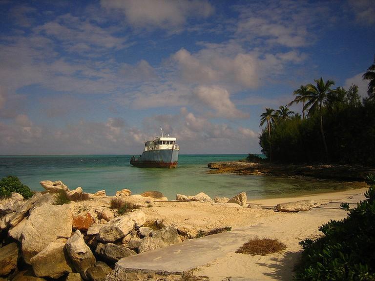 Andros Island © Adrienne Serra/Flickr