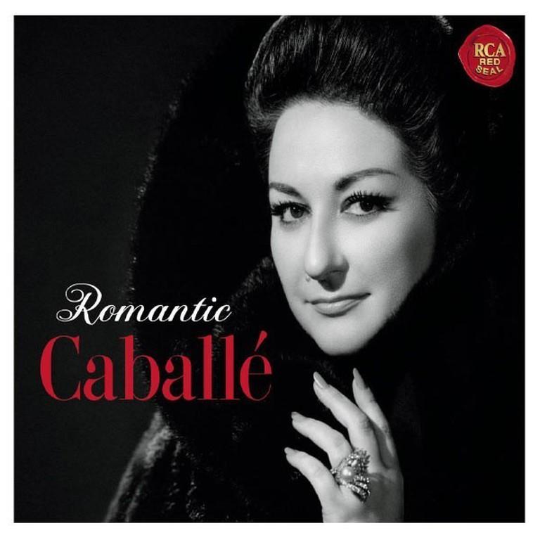 Romantic Caballe Montserrat Caballe Rca Red Seal