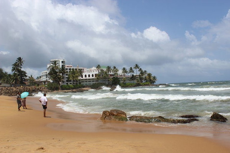Mount Lavinia Beach | © Amila Tennakoon/Flickr