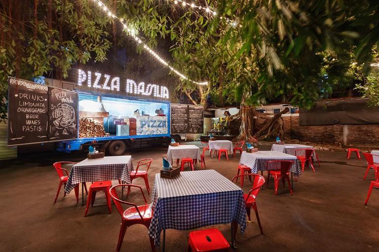 Pizza Masillia | © Courtesy of Pizza Masillia