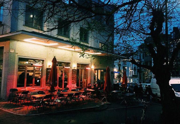 Café La Pompe, courtesy of Camilla Colavolpe