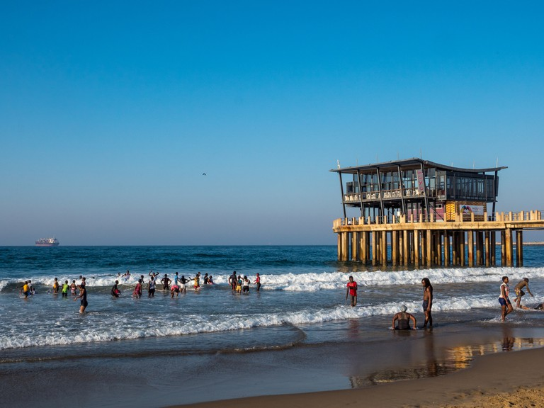 Moyo Pier. Durban |© South African Tourism/Flickr