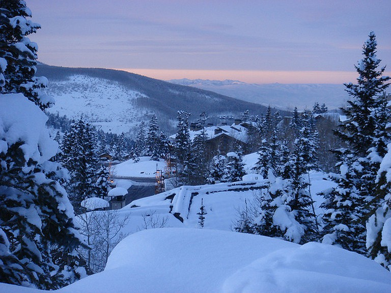View from Stein Eriksen Lodge © TopRank Online Marketing/Flickr