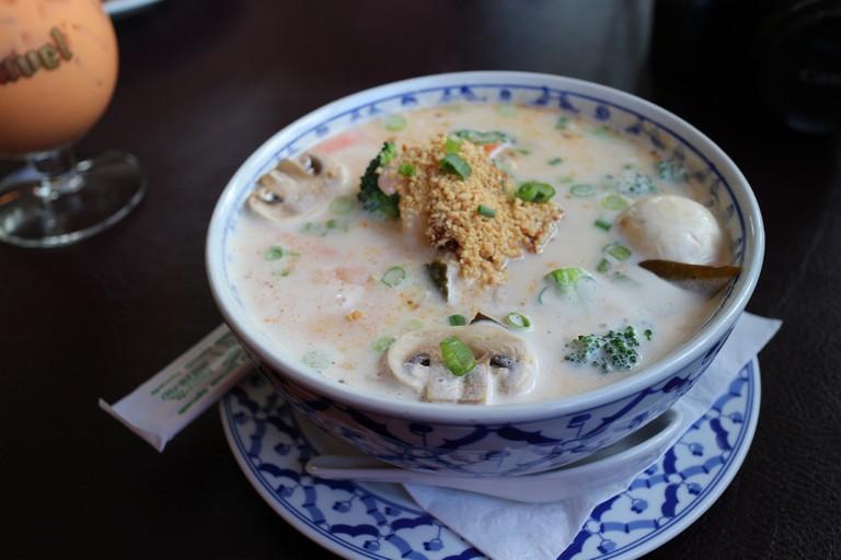 Tom Kha Noodle Soup | © Elsie Hui/Flickr