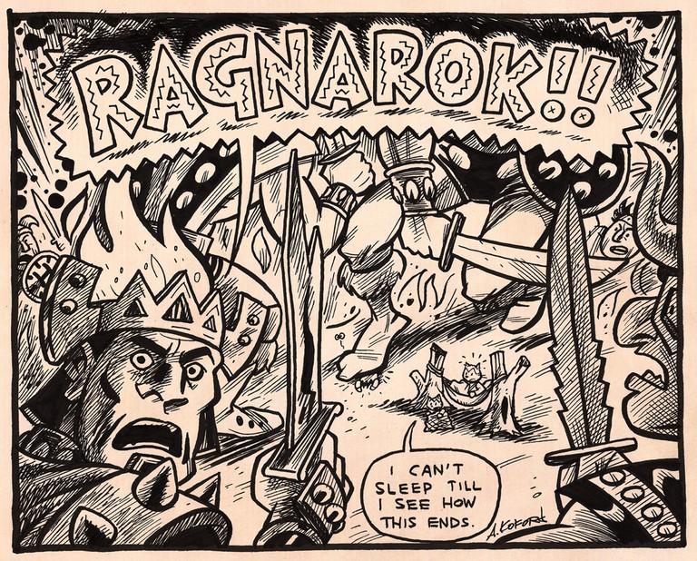 Ragnarök © Ape Lad/Flickr