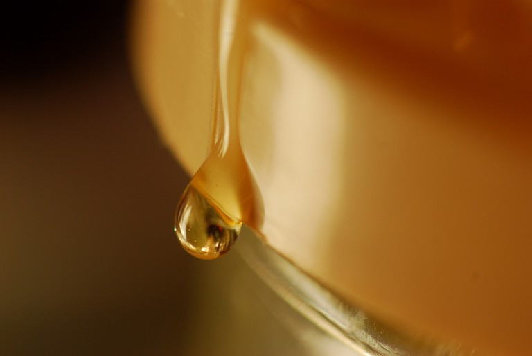 Drop of Honey | © Dino Giordano/Flickr