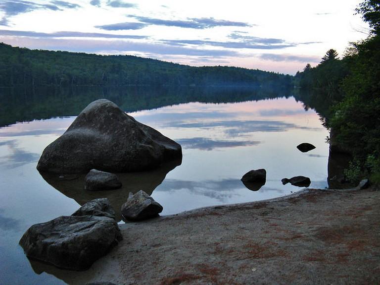 Ricker Pond State Park, Vermont I © Jasperdo/Flickr