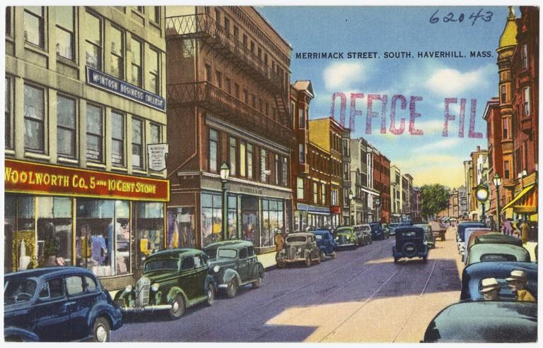 Haverhill, Mass. | © Boston Public Library/Flickr