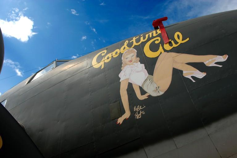 Goodtime Gal CFA | © M&R Glasgow/Flickr